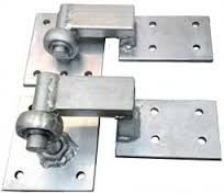 Best 25 heavy duty gate hinges ideas on pinterest gate for Driveway gate hardware heavy duty