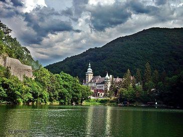 Lake Hámori- Lillafüred,Hungary