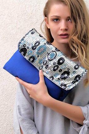 Chiccy Kadın Pullu Geometrik Desen Kapaklı Mavi Saten Clutch || Kadın Pullu Geometrik Desen Kapaklı Mavi Saten Clutch Chiccy Kadın                        http://www.1001stil.com/urun/3786168/chiccy-kadin-pullu-geometrik-desen-kapakli-mavi-saten-clutch.html?utm_campaign=Trendyol&utm_source=pinterest