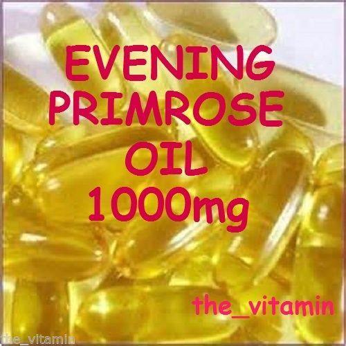 2ml Evening Primrose Oil