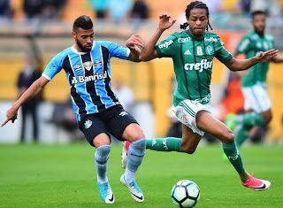 Blog Esportivo do Suíço:  Palmeiras joga melhor e vence o Grêmio com gol contra no final