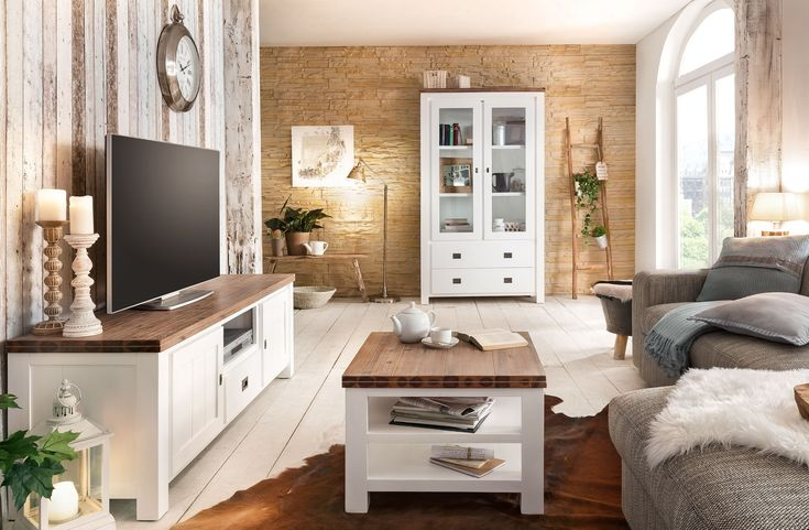 #wohnzimmer Massivholz Möbel online kaufen in 2020 ...