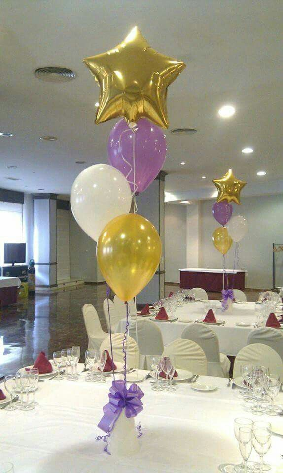 centro de mesa con globos male with big baby bottle paraparty