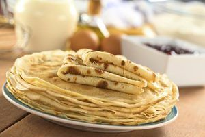 How to freeze and reheat CREPES