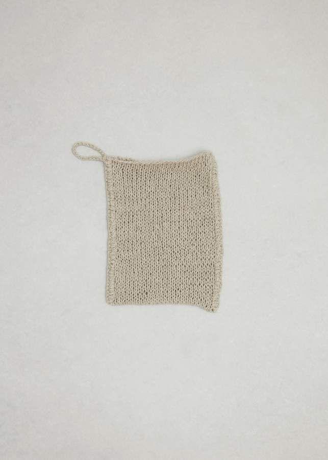 Fog Linen Linen Body Wash Cloth