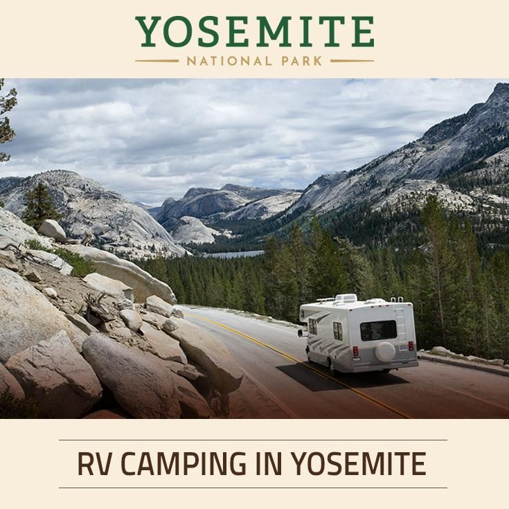 There are 13 campgrounds in Yosemite National Park-each with its own unique personality, and all with stunning views. Campgrounds include traditional tent campsites, RV sites, and wilderness camping.
