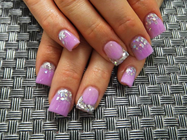 Copied from Sarah Payne.  Love her nails.  <3