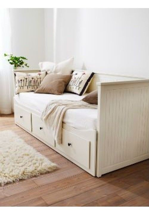 IKEA HEMNES Daybed frame with 3 drawers, 80x200cm  Urban Sales NZ