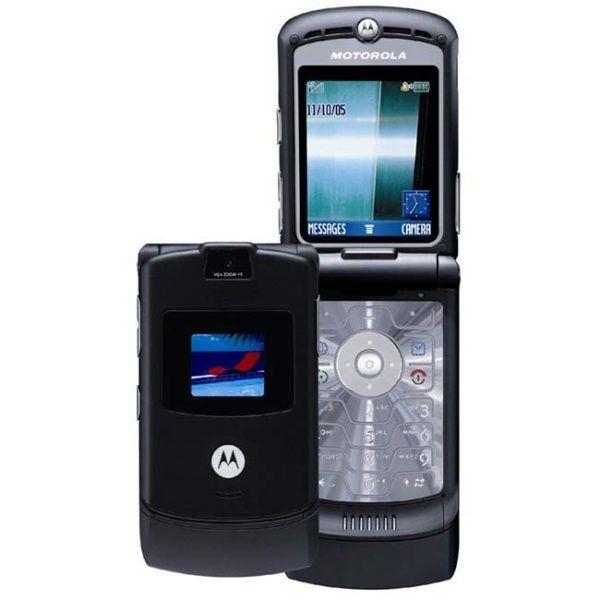 2007 - Motorola RAZR V3