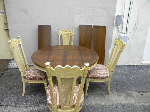 Dining Table Painted Dining Table Sets