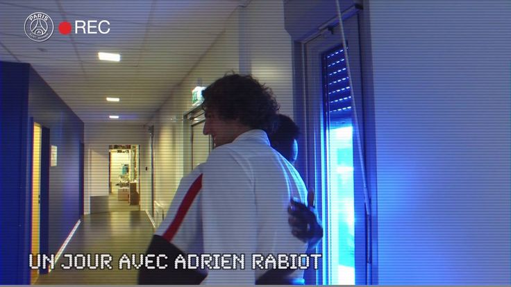 1 day with ... Adrien Rabiot !   Full version here : http://po.st/BBF9g9