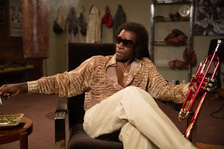 Review: Miles Ahead an Impressionistic Take on Miles Davis from MANOHLA DARGIS at the New York Times. #movies