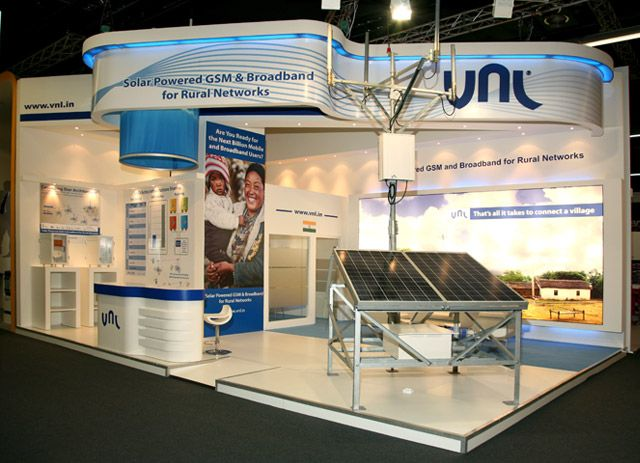 Exhibition Stall Styles : Best telecom exhibition stand designs images on