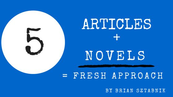 5 Non-Fiction Articles to Pair with High School Novels (November Edition) - Talks with Teachers