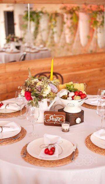"""Свадьба-мюзикл """"Кухня"""" - свадебное агентство TOBELOVE wedding"""