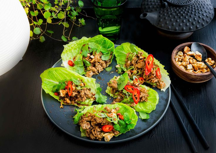 Touch of Larb Moo