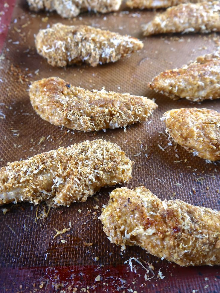 the preppy paleo: Grain-Free Chicken Tenders