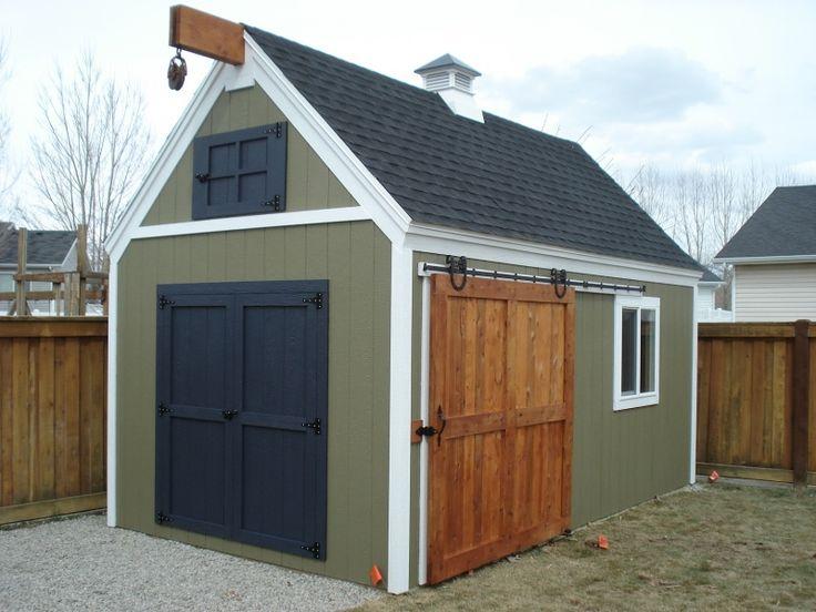81 Best Garages Amp Barns Images On Pinterest Sheds
