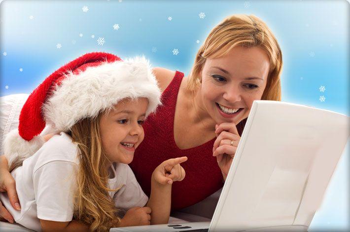 """Stwórz magiczne dekoracje korzystając z nowych, darmowych wzorów świątecznych dostępnych w oprogramowaniu """"Projektowanie i wydruk Online"""". #christmas"""