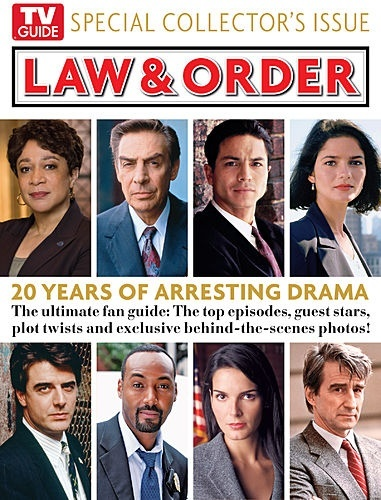 Law and Order (1990-2010). The cast changes just made it seem all the more like real life. I played on law and order 2007! It ROCKED!