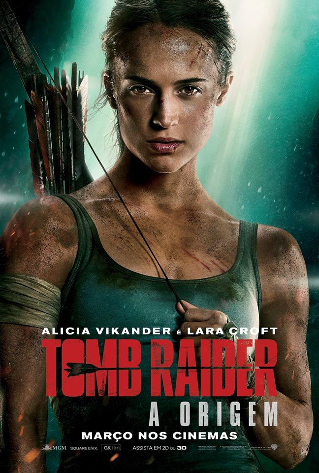 Tomb Raider A Origem Roar Uthaug 2018 Assistir Filmes Gratis
