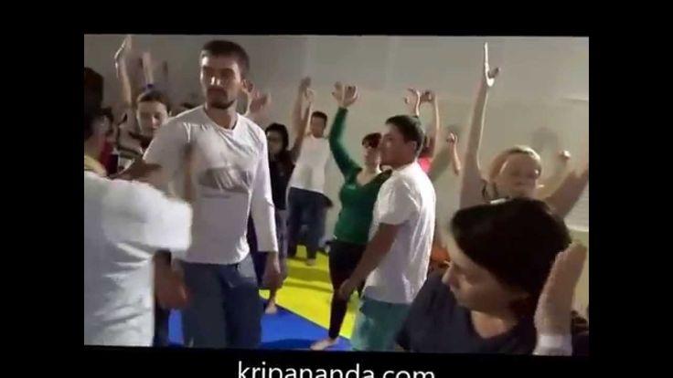 Yoga, Trance, Meditation, SwamiKripananda, KripaYoga,