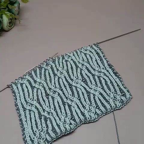 easy #knittingpattern