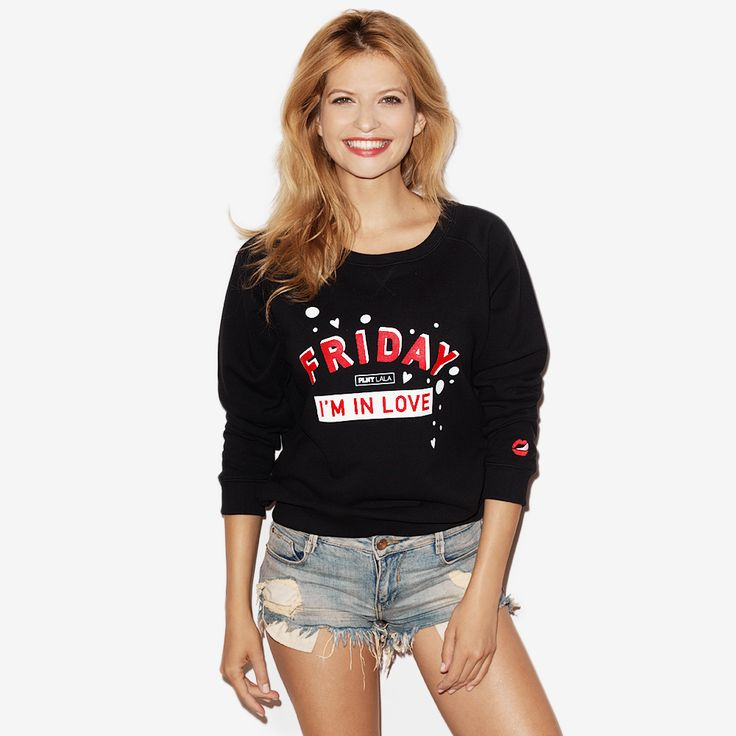 Friday I'm In Love Sweatshirt