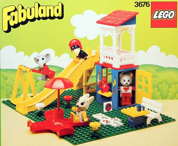 Fabuland Legot