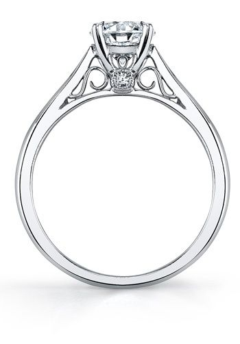 Sylvie Collection SY904 Wedding Ring