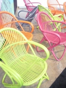 Online Redesign. Bright Colored NailsOutdoor ChairsAdirondack ...
