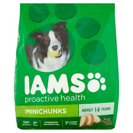 Iams ProActive Health Adult MiniChunks Premium Dog Food, 40 lbs