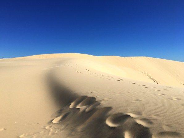 Port Stephens or Sahara?