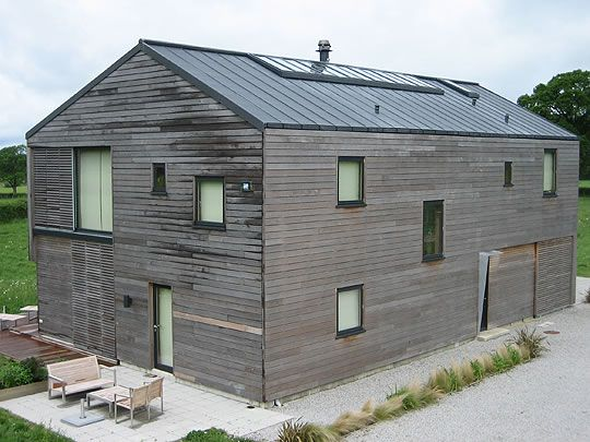 1000 Ideas About Zinc Roof On Pinterest Timber Cladding