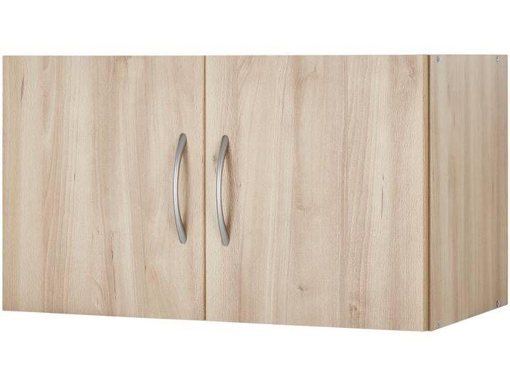 Aufsatz 2 Turig Multischrank System Holzfarben 70 Cm 40 Cm 40 Kitchen Home
