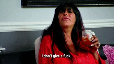 Mob Wives. Big Ang.