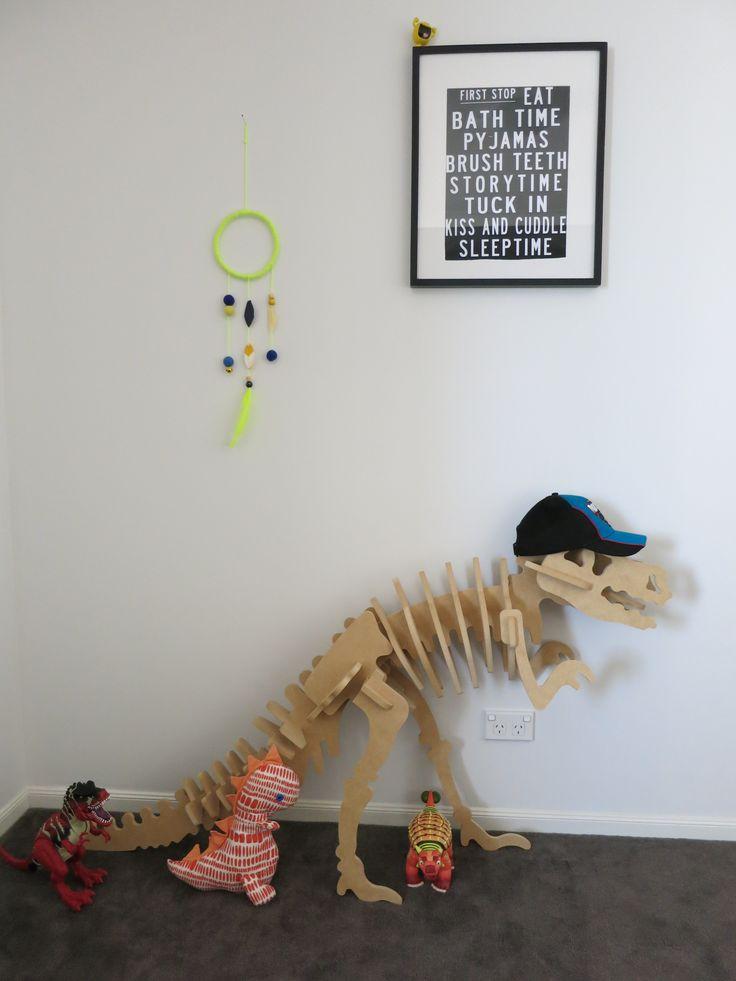 Ali Joy Interiors - children's interior design - boy's bedroom