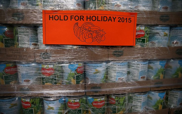 A grim holiday season awaits America's hungry Food stamp benefits continue to decline while anti-hunger charities face 'more drastic' situation