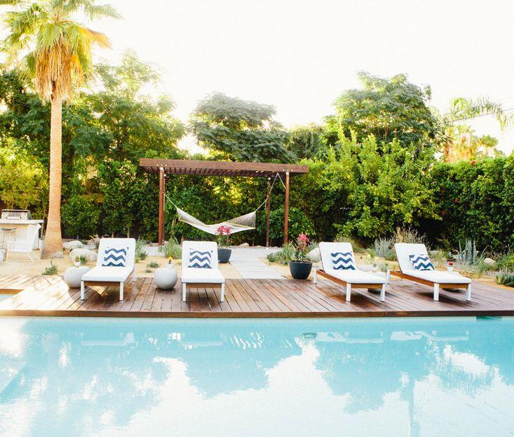 Inspiration Déco: Une maison à Palm Springs -Rock my Casbah