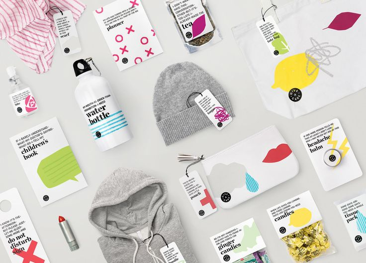 The Dieline Awards 2017 Outstanding Achievements: The Give-A-Care Collection — The Dieline | Packaging & Branding Design & Innovation News