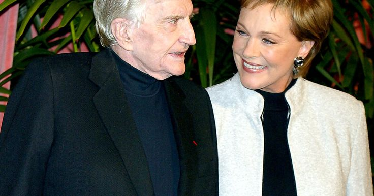 "Julie Andrews: I'm ""Still Dealing"" With Death of Husband Blake Edwards - Us  Weekly"
