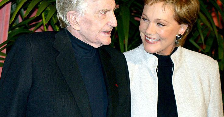 "Julie Andrews: I'm ""Still Dealing"" With Death of Husband Blake Edwards - Us  Weekly"