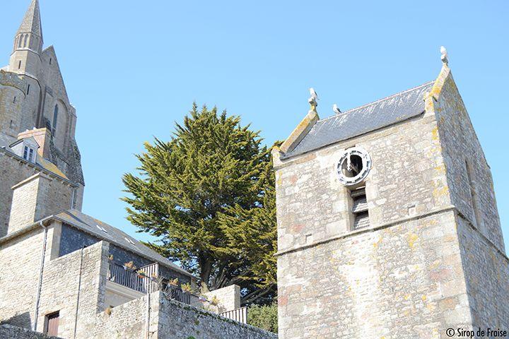 Mont Saint-Michel Eglise