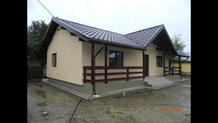Proiecte case lemn   cum am construit casa de la Biliesti, jud  Vrancea