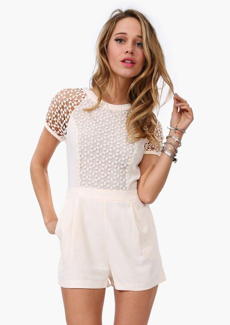Sienna Romper   Necessary Clothing