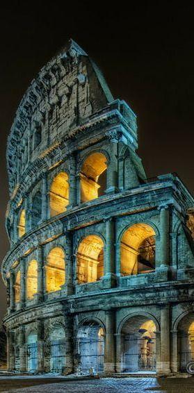 Coloseum - Roma - Rome, Italy