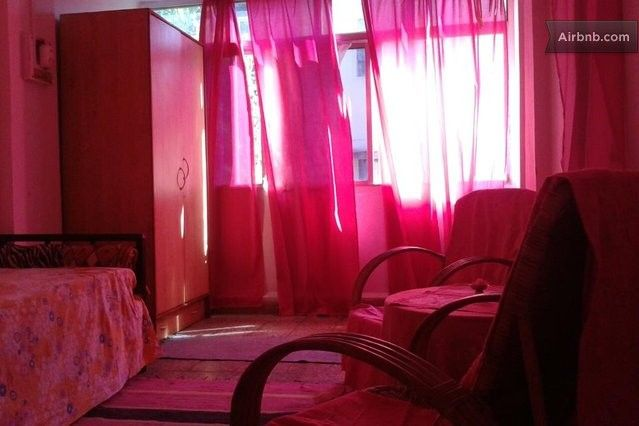 Your PINk ROOM... you are welcome to come...with love  helena