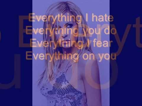 Anna Vissi - EVERYTHING with lyrics