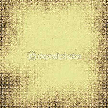 Геометрический желтый фон. Гранж — Стоковое фото © floraapluss #102922268