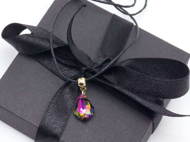 Charm Necklaces – Pendant Rainbow – a unique product by Blackif on DaWanda
